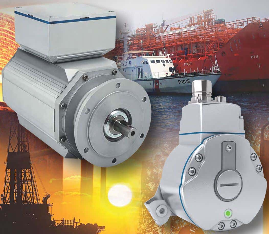 Encoders for Extreme Environments ATI Systems sales@atisystems.co.za 0113838300 International:+27113838300