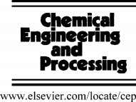 Chemical Engineering and Processing 44 (2005) 687–694 Distillation of formaldehyde containing mixtures: laboratory