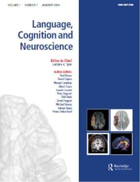 Language, Cognition & Neuroscience 'Can You Wash off the Hogwash'? – Semantic Transparency of First and