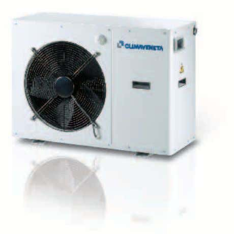 AWR MTD1 Versions AWR MTD1 Medium temperature air source reversible heat pump for water heating up