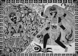a glimpse into the world of Mother Kali in Tantra and Kali: Some Reflections . 362