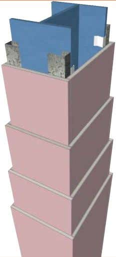 event of a fire. 3 3 0 Column and Beam Fire Protection This section details the