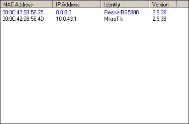 a porta TCP 8291 Para Download: http://www.mikrotik.com/download/winbox.exe Michigan Brasil http://www.michigan.com.br 4