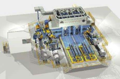 TCM Over 900,000 tpy Cost-optimized production capacity. The CCM ® principle, reference plant at Abul Khair,