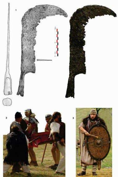 about the reconstitution and combat use of pruning knifes. Fig. 9 – 1. Pruning knife discovered