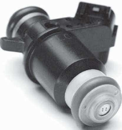 is indicated by: • A cold exhaust pipe on that cylinder Four Outlet Injector Twelve Outlet