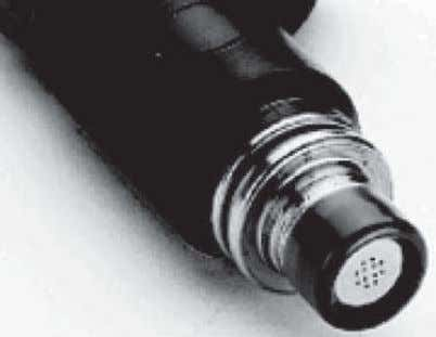 • A cold exhaust pipe on that cylinder Four Outlet Injector Twelve Outlet Injector 3-6 P