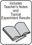 Includes Teacher's Notes and Typical Experiment Results