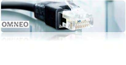 devices • Flexible and cost-effective installation • Scalable and expandable • Secure and Reliable