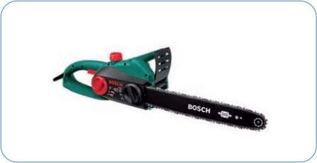 Equipement BOSCH GAMME JARDINAGE TRONCONNEUSE A CHAINE AKE 40 S 0 600 834 600 TAILLE HAIE