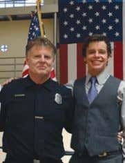 T his year the Los Angeles Fire Depart- ment Scholarship Fund awarded five - $5000 scholarship