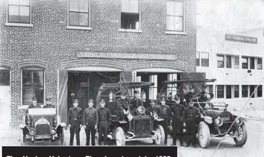 "LAFD Historical Society Submitted by Frank Borden • Director of Operations, LAFDHS ""t he m illiON"