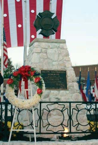 O ctober 4th through 7th marked the National Fallen Firefighter Memorial event which was held in