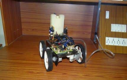 Innovative Projects by students Automatic temperature controller Autonomous fire fighting robot Pick and place robot Self
