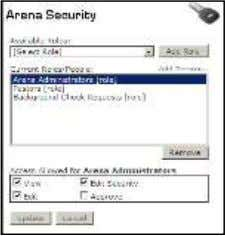 Key 2) Set Security . Background Check Type Security  View – This access allows users