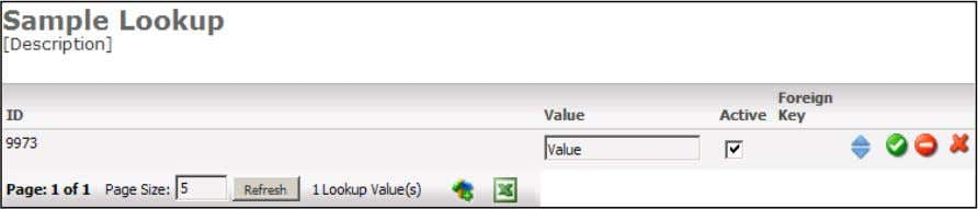 9) Enter lookup value .   Lookup Value  ID – This number is created