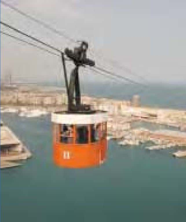 all required before getting to the top. Contents Ideas Trasbordador Aeri The cross-harbour cable car is