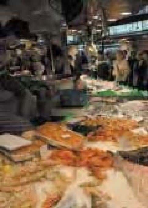 smaller shops vary their hours considerably. Contents Ideas Mercat de la Boqueria The city ' s