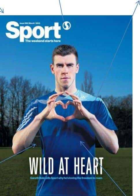 """Sport"", which is the title. A This magazine is about very simple title. It indicates the"