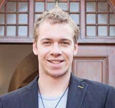 and has also been part of the Rhodes University Orchestra. Adrian Ciesielski Ciesielski is the brains