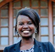 as part of Centenary House's community engagement project. Nonzuzo Mbokazi Mbokazi is completing her Honours in