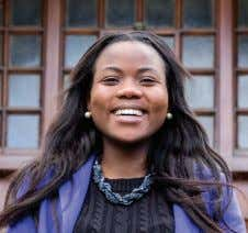 who have excelled in the Rhodes University Commerce Faculty. Lindelwa Bolani Bolani is a fourth-year Business