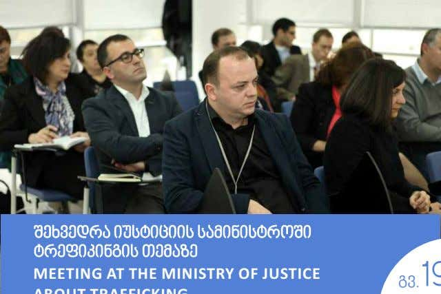 16 (36) - SEPTEMBER-OCTOBER 2013 .7 NGOS PLATFORM MEETING MEETING AT THE MINISTRY OF JUSTICE ABOUT