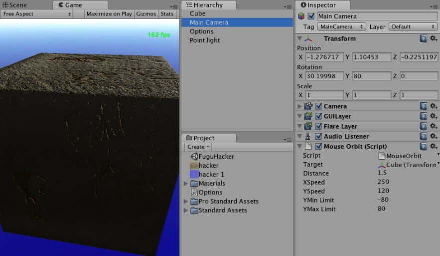 Game Development with Unity 6.4. Animation Preview 6.5. Audio Preview 6.6. First-Person Scene Preview Artists and