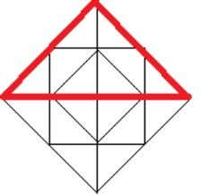 Step 7 There will be 4 such triangles in this picture Step 8 Total number of