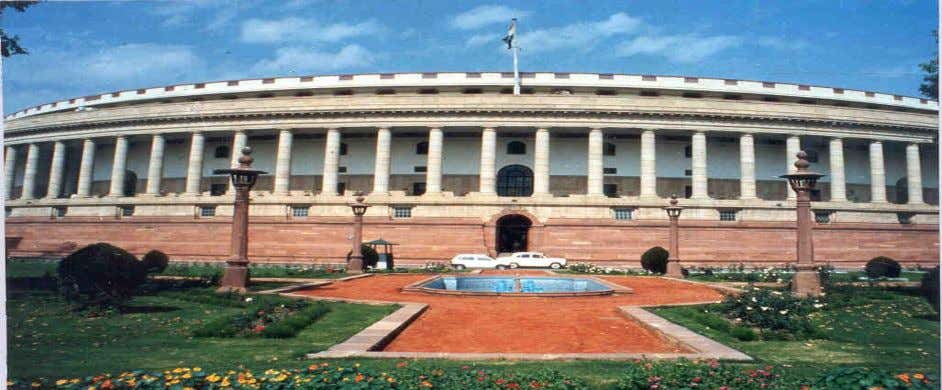 4. COUNCIL OF STATES (RAJYA SABHA) Rajya Sabha is the Upper House of the Parliament of