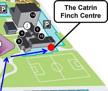 The Catrin Finch Centre