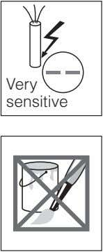 Very sensitive