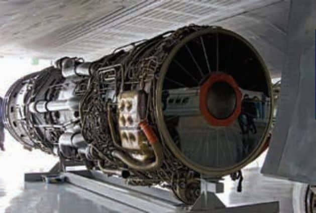 or a jet engine.