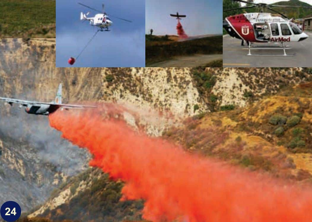 There are aircraft that help to save peoples lives;