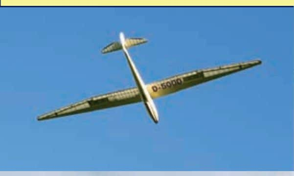 A glider is an aircraft which flies without a motor, it uses air currents for lift.