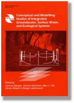 • Ecohydrological studies: from process to management • Case studies and large-scale applications Publ. 345