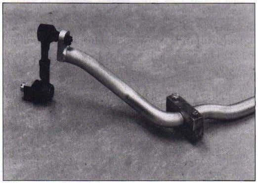 By varying the size and effectiveness of the front stabilizer bar vs. the size and effectiveness