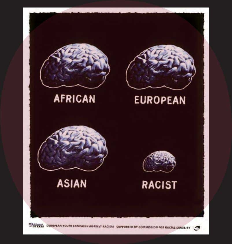 6 The depoliticisation of racism in dominant anti-racist awareness campaigns: racism as ignorance - ' R