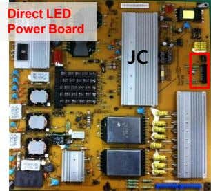 Direct LED Power Board JC