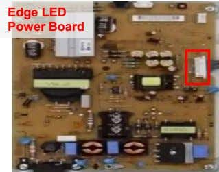 Edge LED Power Board