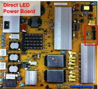 Direct LED Power Board