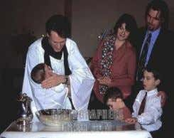 1. Religious rituals connected to life cycles:  Baptism Or Baptism this way: Marriage: Think of
