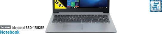 Ideapad 330-15IKBR Notebook