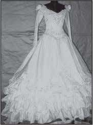 ATTENTION SUMMER BRIDES! The Bargain Bin has several Beautiful New Wedding Dresses for sale -