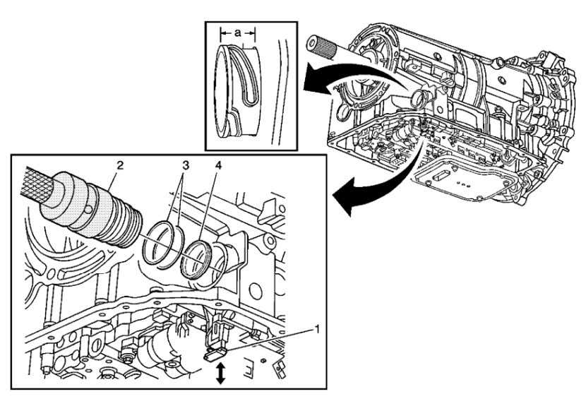Automatic Transmission - 6L45/6L50/6L80/6L90 - Camaro Fig. 28: Automatic Transmission El ectrical Connector