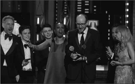"Thetwo-partspectacle""HarryPotter REUTERS Author JackThorne holds the award after'Harry"