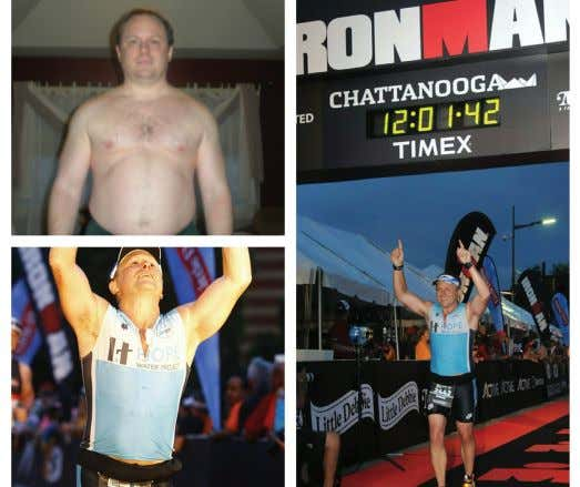 helped me on my journey to health & Ironman Status! Check out our website for more