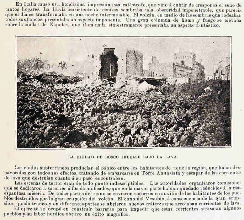 "(Revista ""Sucesos"", N.202, 6 jul. 1906) EL TERREMOTO DE SAN FRANCISCO, CALIFORNIA, 18 de abril"