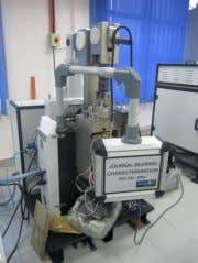 is likely to offer further research opportunities in future. Figure 1: Journal Bearing Test Rig and