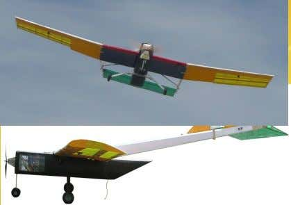 a baseline for future research and practical applications. Kenyalang-1 Fuel Cell UAV DURATION: 01/1/2008 to 01/12/2010